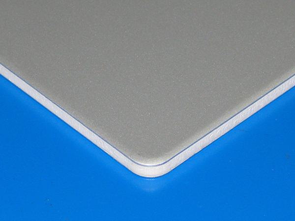 Fireproof Composite Panel : Fireproof aluminum composite panel alushine