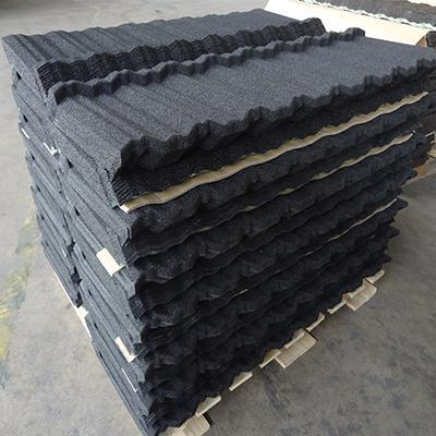 Stone Coated Steel Roofing Tile, No. JH 03 Classical Type